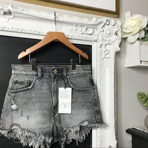 Zara Shorts - Zara Women's Shorts Sz 2 NWT